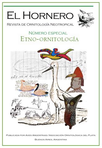 El Hornero - Etno-ornitología